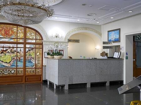 ウラジオストク ベルサイユホテル ヴェルサイユホテル 宿泊記 レビュー 口コミ ロシア フロント