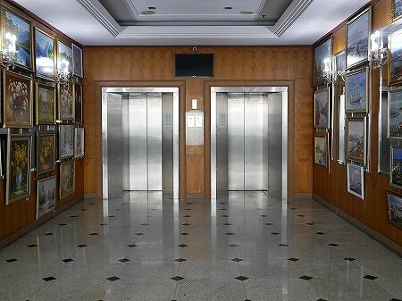 ウラジオストク ベルサイユホテル ヴェルサイユホテル 宿泊記 レビュー 口コミ ロシア エレベーター