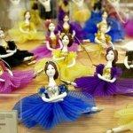ウラジオストク マリインスキー劇場 マリインスキー沿海州劇場 マリンスキー劇場 お土産 ショップ バレリーナ人形