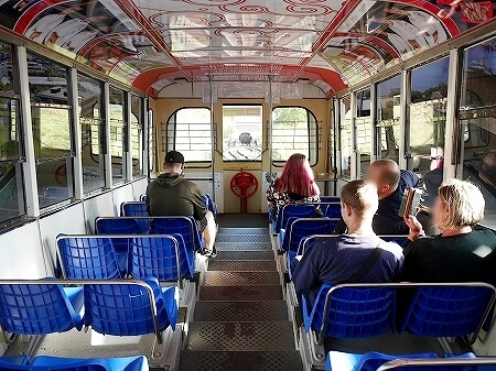 ウラジオストク「鷲の巣展望台」への行き方 ケーブルカー バス停 場所