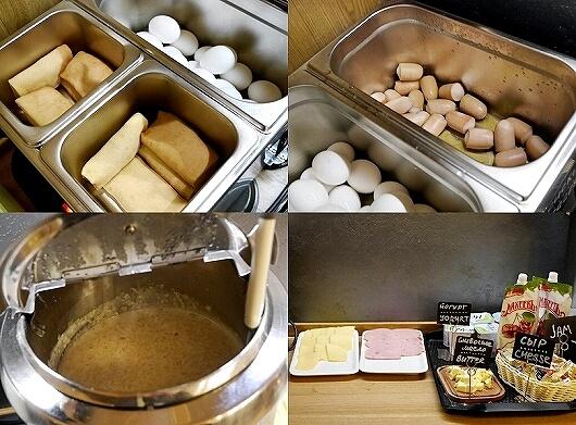 ウラジオストク カムインホテル おすすめ ブティックホテル KamInn Hotel 宿泊記 朝食