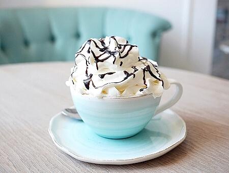 ウラジオストク Duet カフェ デュエット かわいい かわいすぎるカフェ Duetコーヒー