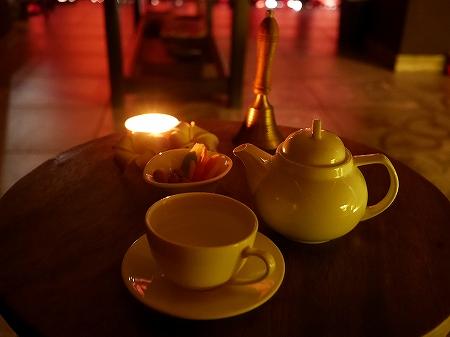 ウラジオストク サウナ マッサージ Mali Spa マリスパ エステ 店内 おすすめ お茶