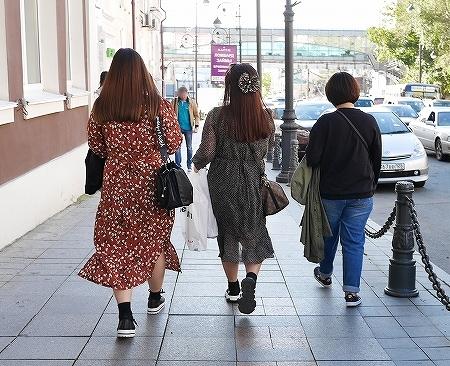 9月中旬 ウラジオストク 気候 服装 気温 天気 ベストシーズン