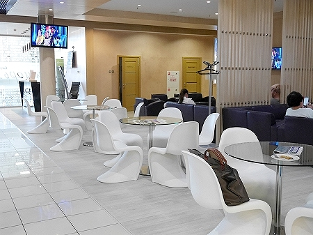 プライオリティパス ウラジオストク空港 Primorye Lounge 場所 プリモリエラウンジ プリモーリエラウンジ