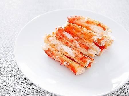 ウラジオストク空港 カニ お土産 蟹 かに リブニ・オストロヴォク Рыбный островок 値段
