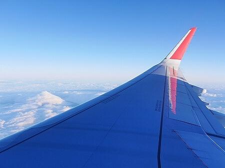 香港エクスプレス搭乗記 羽田-香港 UO625 UO624 LCC 景色
