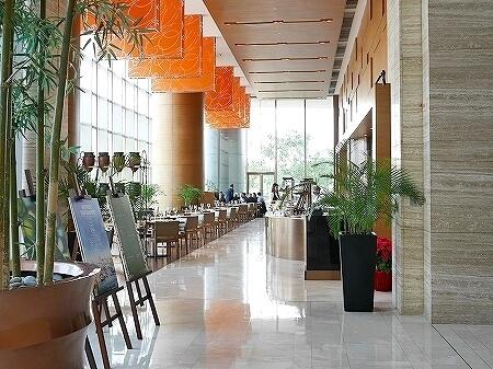 香港空港そば ノボテルシティゲート香港宿泊記 おすすめ Novotel Citygate Hong Kong レストラン olea