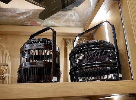 香港のかっぱ橋 上海街 キッチングッズ 問屋街 食器 竹かご 竹籠