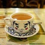 香港 翠華餐廳 すいかレストラン 富東広場 喫茶店 香港式ミルクティー
