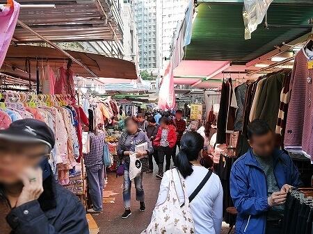 香港 交加街 湾仔マーケット ワンチャイマーケット 湾仔街市