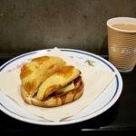 香港 我杯茶 A CUP OF TEA WAN CHAI 香港ミルクティー 湾仔 ワンチャイ カフェ パイナップルパン