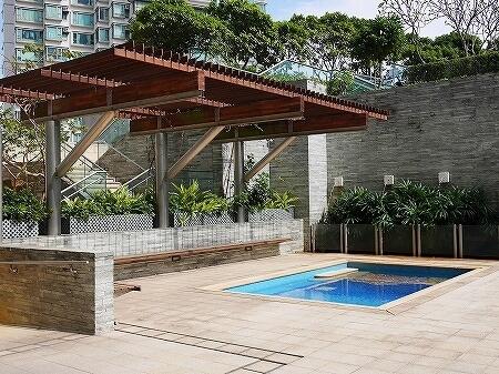 香港空港そば ノボテルシティゲート香港宿泊記 おすすめ Novotel Citygate Hong Kong 施設 子供用プール