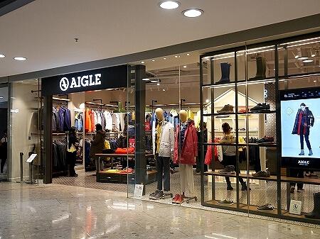 香港空港 シティゲートアウトレット 場所 AIGLE エーグル