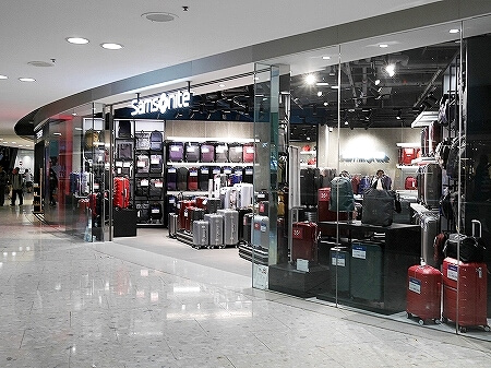 香港空港 シティゲートアウトレット 場所 サムソナイト