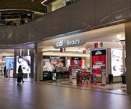 香港空港 シティゲートアウトレット 場所 コスメ 化粧品