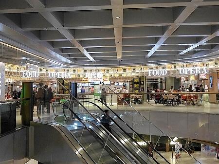 香港空港 シティゲートアウトレット 場所 フードコート