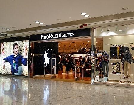 香港空港 シティゲートアウトレット 場所 ラルフローレン