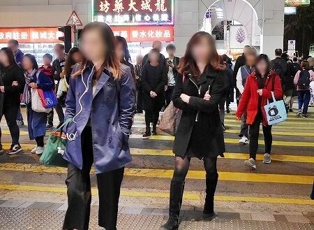 12月上旬の香港の気候 服装 気温 中旬 日中 夜