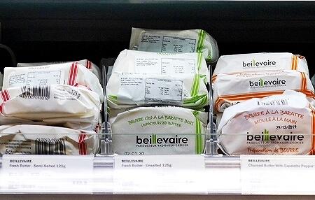 香港 フランス産バター シティスーパーifcモール店 お土産 値段 持ち帰り 種類 beillevaire ベイユヴェール