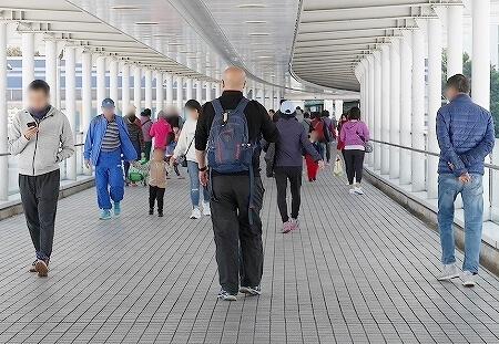 12月上旬の香港の気候 服装 気温 中旬 日中