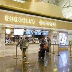 香港空港内 Duddell's ミシュラン1つ星 フードコート ダドルス 場所 値段 メニュー