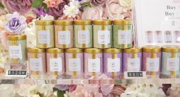 香港空港のおすすめお土産屋さん「Salley's Garden」かわいすぎて震えるお茶ブランドは一見の価値アリ!クッキーや花柄雑貨も魅力的♡