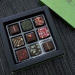 香港 夜上海 茶古力 中国茶フレーバ 高級チョコレート 値段 種類