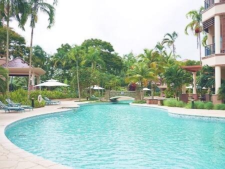 ブルネイ 7つ星ホテル エンパイアホテル宿泊記 スーペリアルーム ザ エンパイア ブルネイ ジ・エンパイア・ブルネイ The Empire Brunei ラグーンビル プール