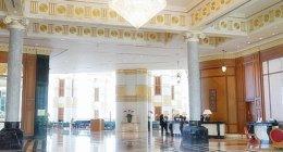 ブルネイの7つ星ホテル「エンパイアホテル」宿泊記①~チェックイン・両替・シャトルサービス情報編~(The Empire Brunei)