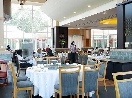 ブルネイの7つ星ホテル エンパイアホテル宿泊記 リーゴン 中華ランチ The Empire Brunei LI GONG 店内