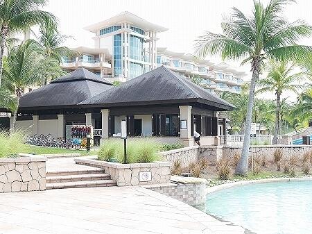 ブルネイ 7つ星ホテル エンパイアホテル 宿泊記 アクティビティ・施設 The Empire Brunei マリンセンター キッズクラブ