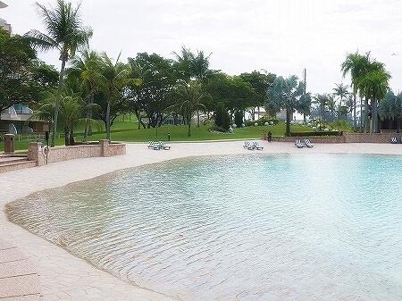 ブルネイ 7つ星ホテル エンパイアホテル 宿泊記 アクティビティ・施設 The Empire Brunei プール