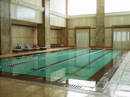 ブルネイ 7つ星ホテル エンパイアホテル 宿泊記 アクティビティ・施設 The Empire Brunei スパ ジム 室内プール 屋内プール