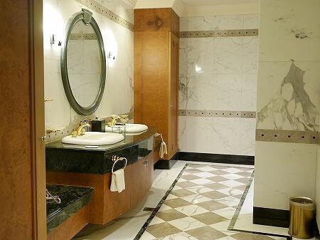 ブルネイ 7つ星ホテル エンパイアホテル 宿泊記 スパのメニュー・料金 ヘッドスパ The Empire Brunei 旅行記 トリートメントルーム 個室
