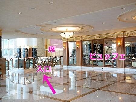 ブルネイ 7つ星ホテル エンパイアホテル宿泊記 朝食 The Empire Brunei レストラン