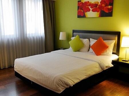 ザ・ブルネイホテル宿泊記 おすすめ 旅行記 ブログ 室内 部屋 スーペリアルーム