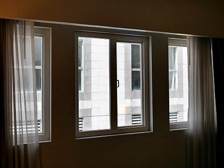 ザ・ブルネイホテル宿泊記 おすすめ 旅行記 ブログ 室内 部屋 スーペリアルーム 眺め