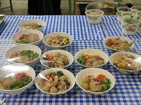 ブルネイ ガドンナイトマーケット ローカルフード おすすめグルメ ブログ 旅行記 麺 ヌードル