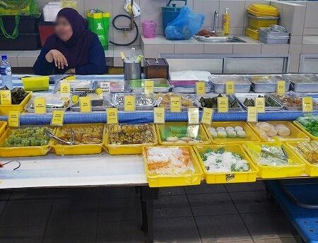 ブルネイ ガドンナイトマーケット ローカルフード おすすめグルメ ブログ 旅行記 スイーツ お菓子