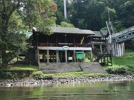ブルネイ ウル・テンブロン国立公園 日帰りツアー ウル・トゥンブロン国立公園、Ulu Temburong National Park 英語ガイド Freme Travel フレーミートラベル 旅行記 ブログ ウルウルリゾート