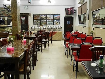 ブルネイ「Seri Damai Restaurant 」おすすめグルメ パキスタン料理レストラン(Rice N Grill - Pakistani Restaurant)店内