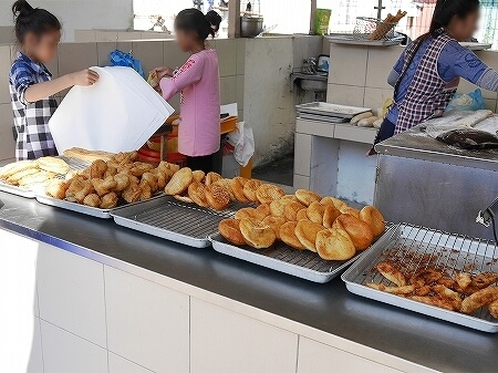 ブルネイ キアンゲマーケット Kianggeh Market 市場 観光 旅行記 ブログ 食べ物