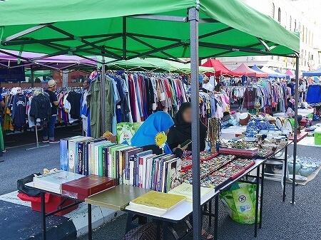 Bandarku Ceria ブルネイの日曜青空市 フリーマーケット ジャラン・ペマンチャ Jln Pemancha(Taman Haji Sir Muda Omar Ali Saifuddien公園横)