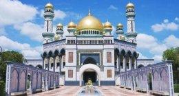 ブルネイ随一の規模と豪華さ!「ニューモスク」の行き方と見学方法♪(ジャミ・アス・ハサナル・ボルキア・モスク)