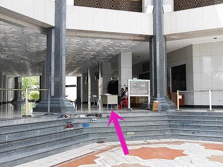 ブルネイ「ニューモスク」(ジャミ・アス・ハサナル・ボルキア・モスク)Jame 'Asr Hassanal Bolkiah Mosque ブログ 旅行記 観光 見学