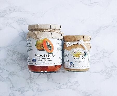 ブルネイのおすすめのお土産 Vanessa's jam 手作り石鹸 BWN Store Aewon ヤヤサンSHHBコンプレックス パパイヤジャム 旅行記 ブログ エーウォン Aewon