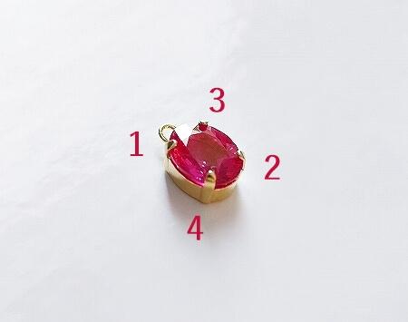宝石 ルース 使い方 活用法 利用法 安い ブックマーカー しおり 作り方 貴和製作所 台座 石座
