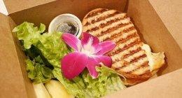 【日本】ハワイの人気店「アイランドヴィンテージコーヒー」のアサイーボウルを日本で堪能♪サンドイッチもおいしくてビックリ!(台場店)