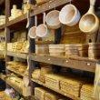 台北「迪化街」の竹製品のお店「永興農具工廠」でお買い物♪